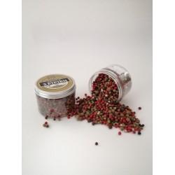 5 pepper colors