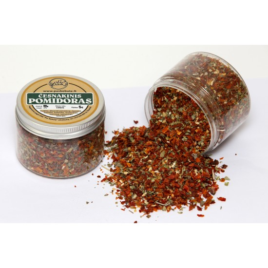 "Spice mix ""Garlic tomato"""
