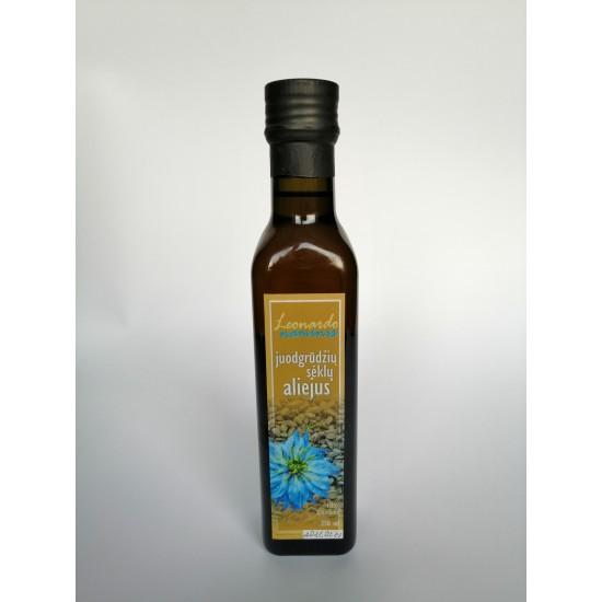Black seeds (Kalonji) seed oil