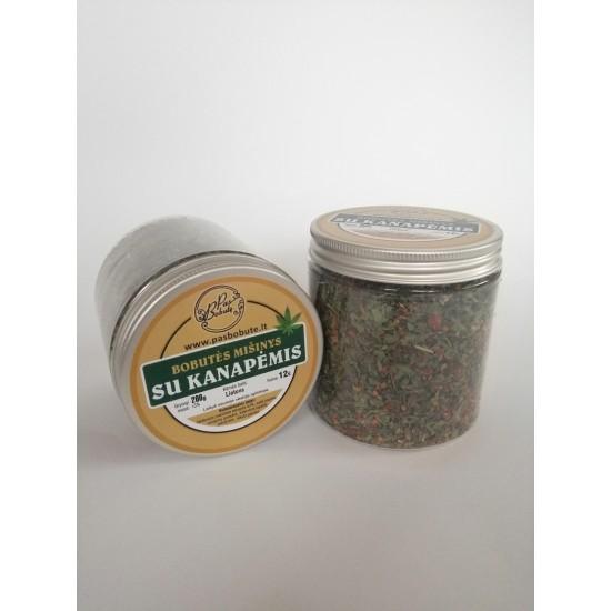 Grany's spice mix with hemp