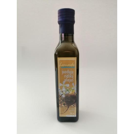 Black radish oil