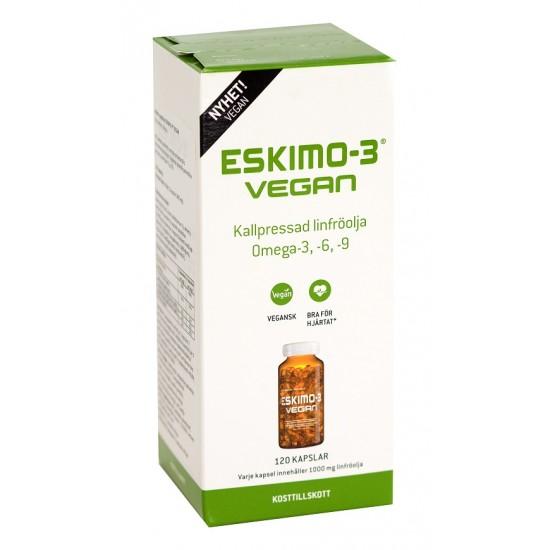 Supplement ESKIMO-3® VEGAN Flaxseed oil