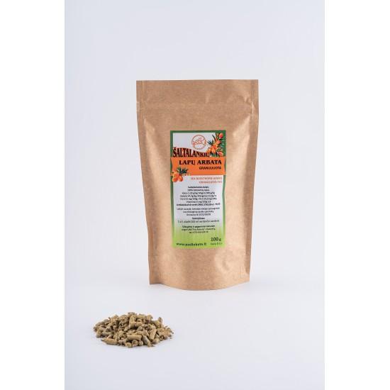 Sea buckthorn leaves tea (granulated)